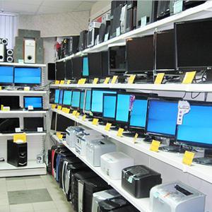 Компьютерные магазины Ельцовки