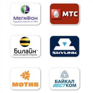 Операторы сотовой связи Ельцовки