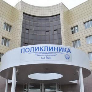 Поликлиники Ельцовки