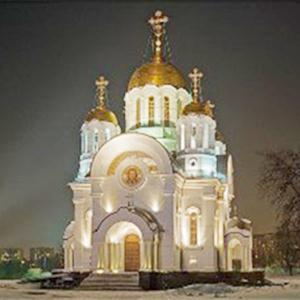 Религиозные учреждения Ельцовки