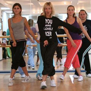 Школы танцев Ельцовки