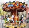 Парки культуры и отдыха в Ельцовке