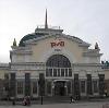 Железнодорожные вокзалы в Ельцовке