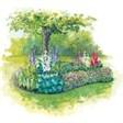 Загородный комплекс Вард - иконка «сад» в Ельцовке